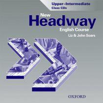 New Headway Upper-Intermediate: Class Audio CDs (3)