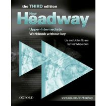 New Headway Upper-Intermediate: Workbook without Key (Third Edition)