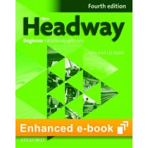 New Headway Beginner: In-App Workbook e-book In-App (Fourth Edition)