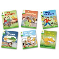 Oxford Reading Tree: Level 2: Stories: Pack of 6