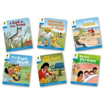 Oxford Reading Tree: Level 3: Stories: Pack of 6
