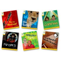 Oxford Reading Tree: Level 5: Floppy's Phonics Non-Fiction: Pack of 6