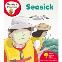 Oxford Reading Tree: Level 4: Floppy's Phonics: Pack of 6 books