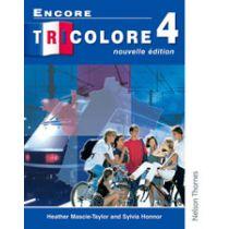 Encore Tricolore 4 Book 4