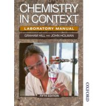 Chemistry In Context Lab Manual