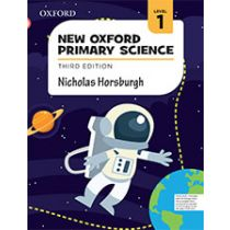 New Oxford Primary Science Book 1