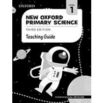 New Oxford Primary Science Teaching Guide 1