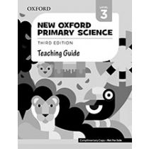 New Oxford Primary Science Teaching Guide 3