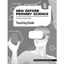 New Oxford Primary Science Teaching Guide 5