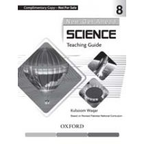 New Get Ahead Science Teaching Guide 8