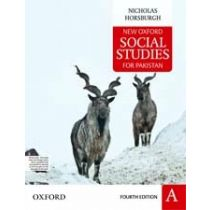 New Oxford Social Studies for Pakistan Primer A with Digital Content