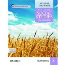 New Oxford Social Studies for Pakistan Book 3 with Digital Content