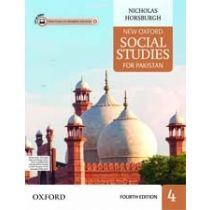 New Oxford Social Studies for Pakistan Book 4 with Digital Content