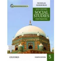 New Oxford Social Studies for Pakistan Book 5 with Digital Content