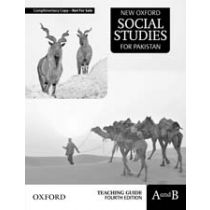 New Oxford Social Studies for Pakistan Teaching Guides A and B