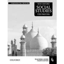 New Oxford Social Studies for Pakistan Teaching Guide 4