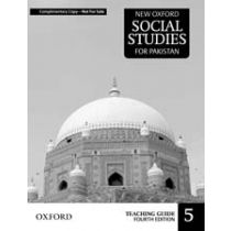 New Oxford Social Studies for Pakistan Teaching Guide 5