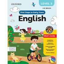 First Steps to Early Years English Level 3