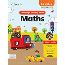 First Steps to Early Years Maths Level 3