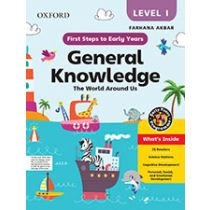 First Steps to Early Years General Knowledge Level 1
