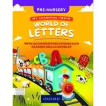 My Learning Train: World of Letters Pre-Nursery