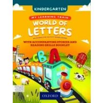 My Learning Train: World of Letters Kindergarten