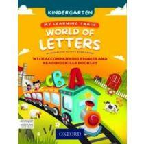 My Learning Train: World of Letters Kindergarten