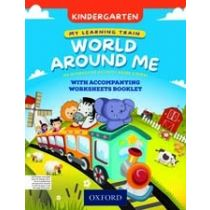 My Learning Train: World Around Me Kindergarten Book