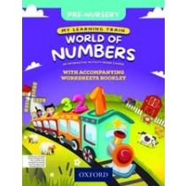 My Learning Train: World of Numbers Pre-Nursery