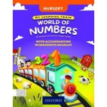 My Learning Train: World of Numbers Nursery