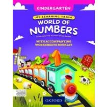 My Learning Train: World of Numbers Kindergarten