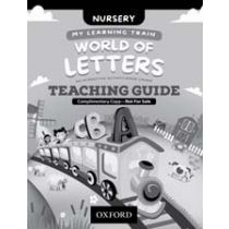 My Learning Train: World of Letters Nursery Teaching Guide