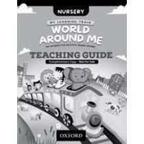 My Learning Train: World Around Me Nursery Teaching Guide