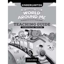 My Learning Train: World Around Me Kindergarten Teaching Guide