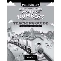 My Learning Train: World of Numbers Pre-Nursery Teaching Guide