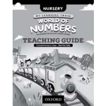 My Learning Train: World of Numbers Nursery Teaching Guide