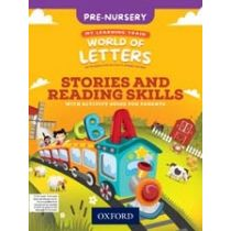 My Learning Train: World of Letters Pre-Nursery Stories and Reading Skills