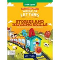 My Learning Train: World of Letters Nursery Stories and Reading Skills