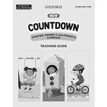 New Countdown Teaching Guide Starter, Primer A and B  (3rd Edition)