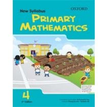 New Syllabus Primary Mathematics Book 4 (2nd Edition)
