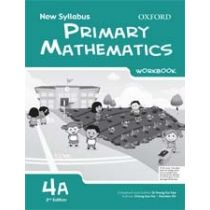 New Syllabus Primary Mathematics Workbook 4A (2nd Edition)