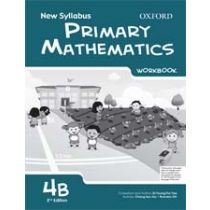 New Syllabus Primary Mathematics Workbook 4B (2nd Edition)
