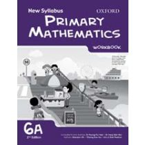 New Syllabus Primary Mathematics Workbook 6A (2nd Edition)