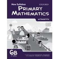 New Syllabus Primary Mathematics Workbook 6B (2nd Edition)