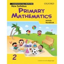 New Syllabus Primary Mathematics Activity Handbook 2 (2nd Edition)