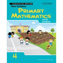 New Syllabus Primary Mathematics Activity Handbook 4 (2nd Edition)