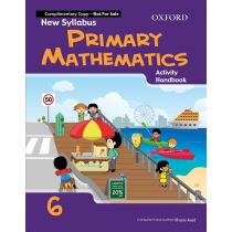 New Syllabus Primary Mathematics Activity Handbook 6 (2nd Edition)