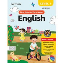 First Steps to Early Years English Level 1