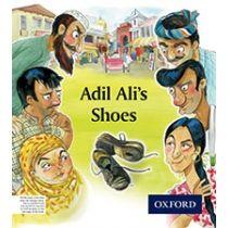 Adil Ali's Shoes