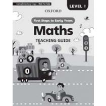 First Steps to Early Years Maths Teaching Guide 1
